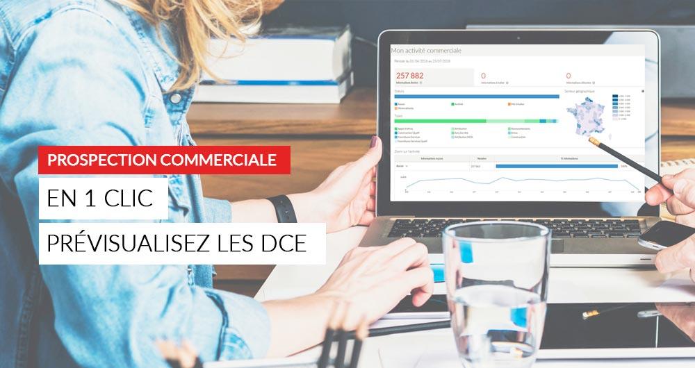 Accélérer La Phase De Go/no Go En Consultant Les DCE En Un Clic