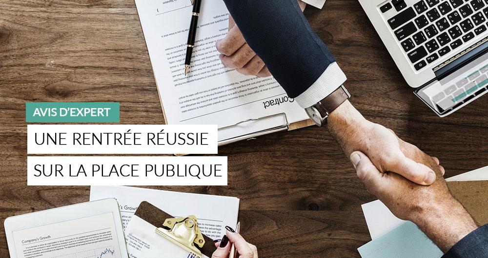 Saisir De Nouvelles Opportunités Commerciales Grâce Aux Marchés Publics