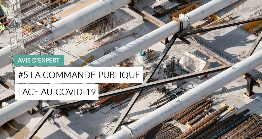 #5 La Commande Publique Face Au COVID-19