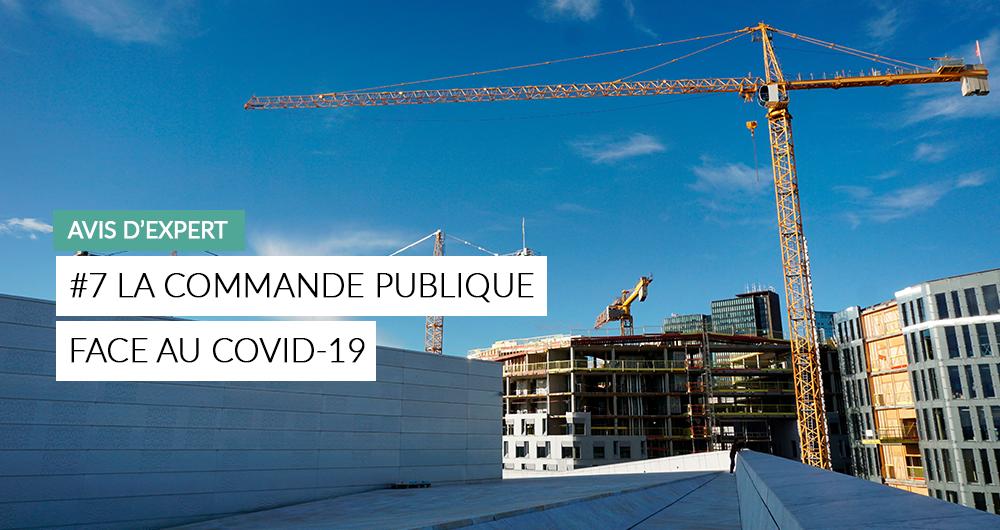 #7 La Commande Publique Face Au COVID-19