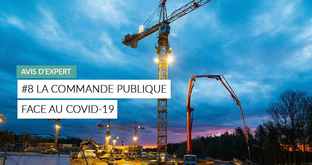 #8 La Commande Publique Face Au COVID-19