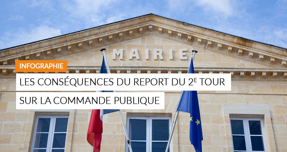 Municipales 2020 : L'entre-deux-tour De La Commande Publique