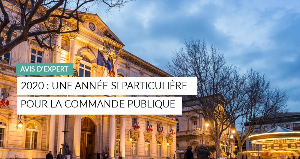 Bilan 2020 De La Commande Publique