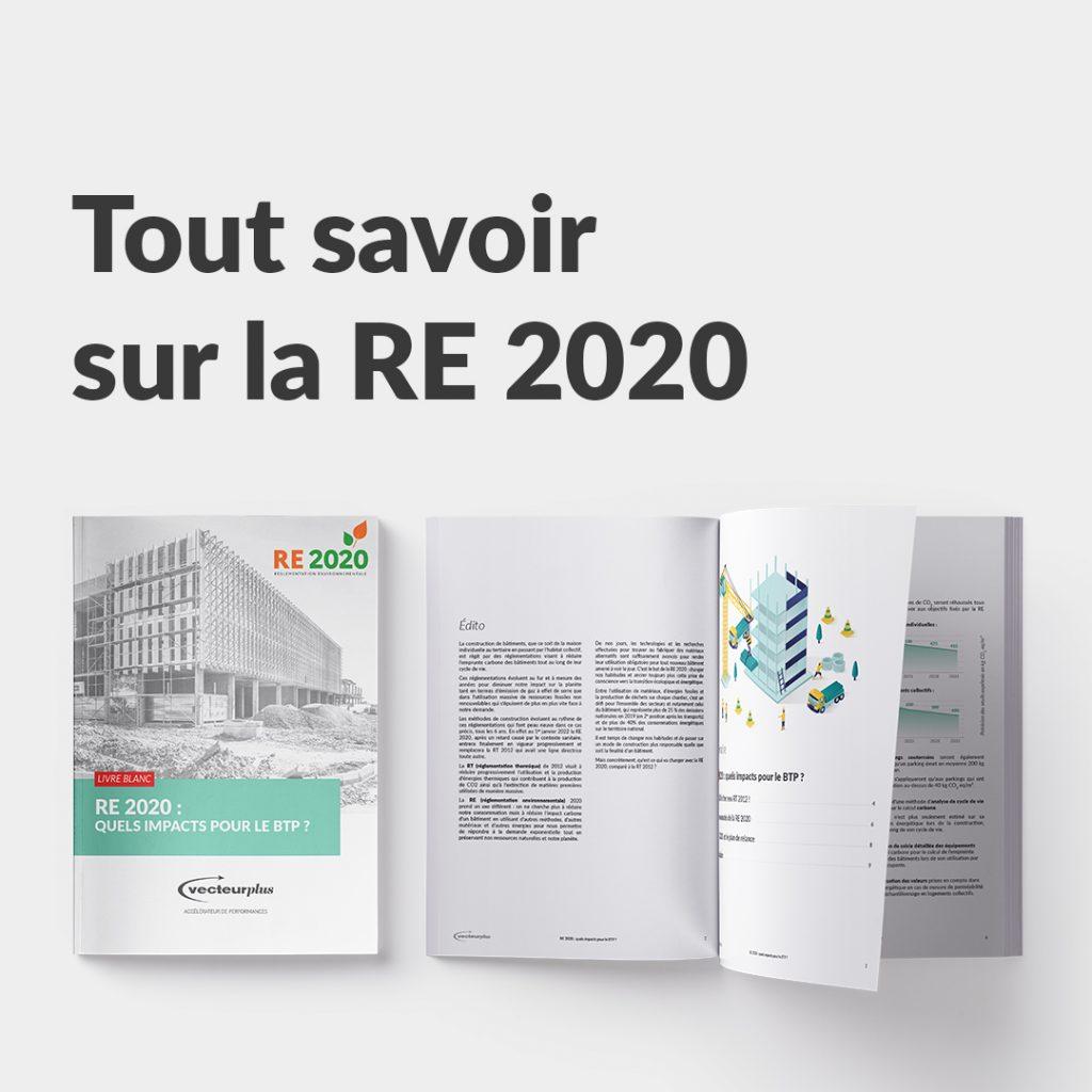 Image d'illustration du livre blanc sur la RE 2020