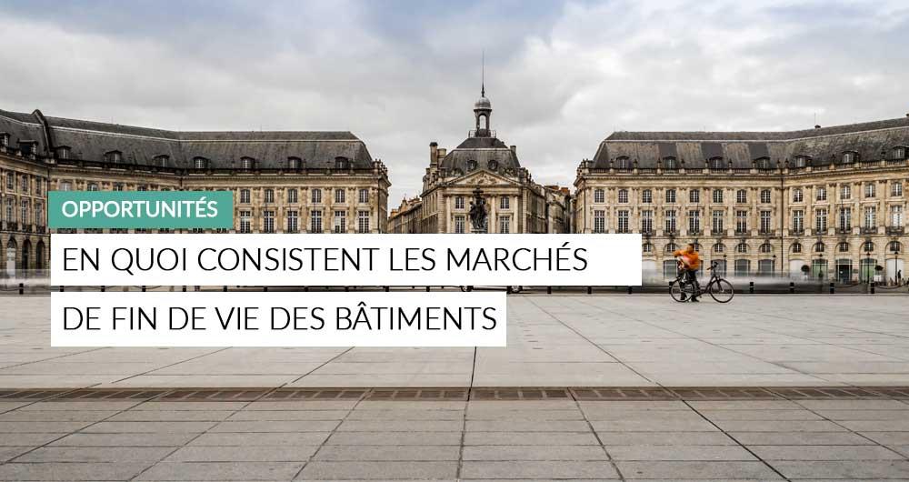 Illustration De Bâtiments Sur La Place Du Centre Ville De Toulouse, Pour Illustrer L'article Sur L'anticipation De La Vie Des Bâtiments
